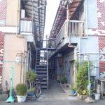 大阪市の文化住宅(築古アパート)を内覧。リノベーションして賃貸で貸せるのか?パート1